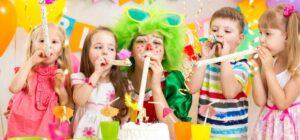 Детские праздники, оформление