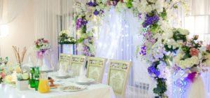 Свадьбы: декор и украшение