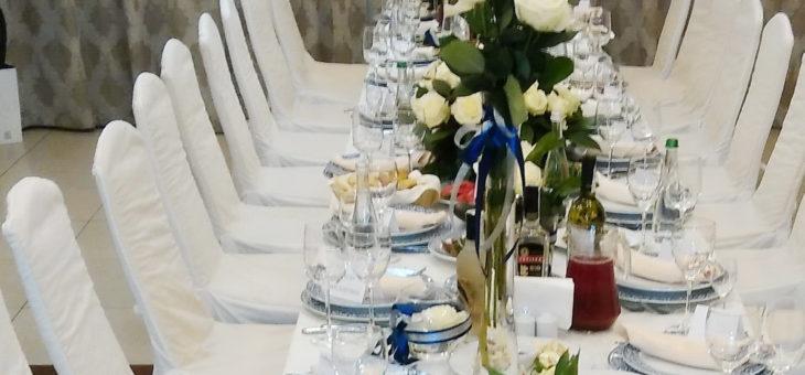 Выездная церемония в ресторане «Шафран»