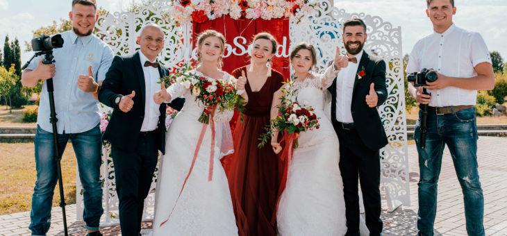 Двойная Свадьба состоялась 09.06.2018
