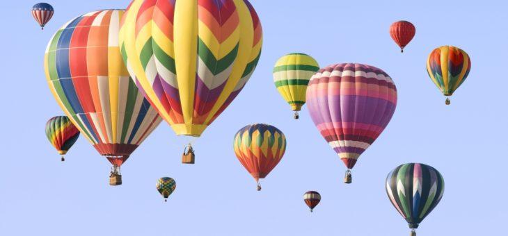 Разница между гелиевым и воздушным шарами!